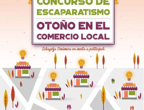 Últimos días concurso de escaparatismo 'Otoño en el comercio local'