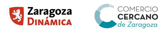 Zaragoza Comercio Logo