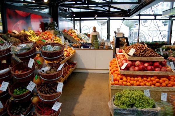 Zaragoza comercio alimentación