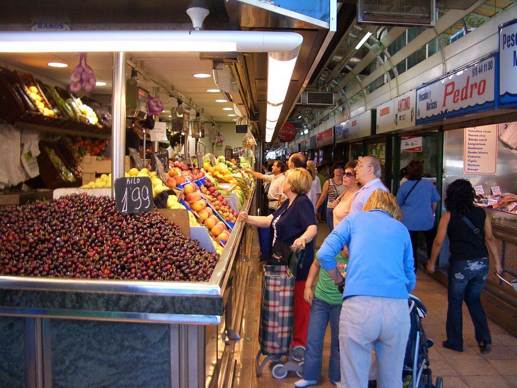Los últimos días del Mercado Central