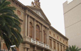 ECOS elige el Palacio de Capitanía para convertirse en pasarela de moda