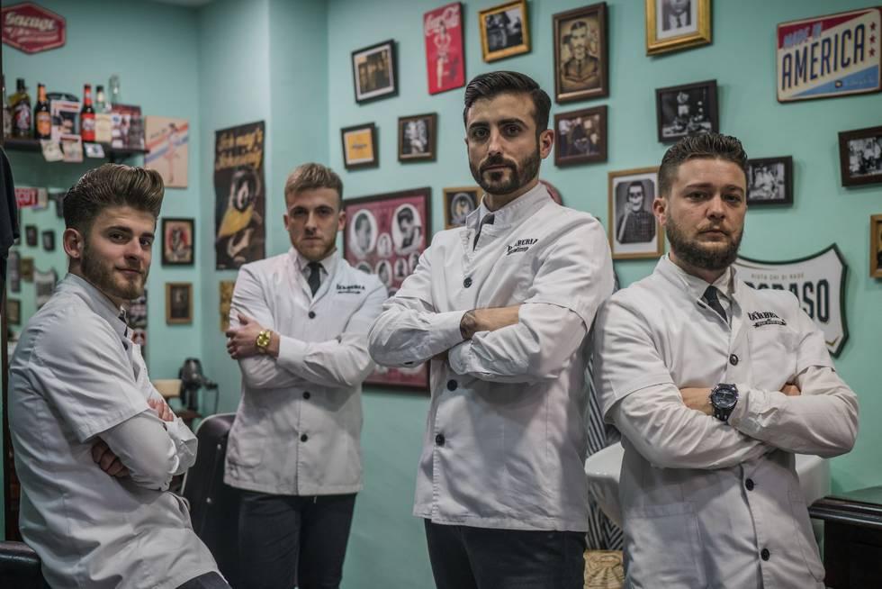 barbería del tío jorge