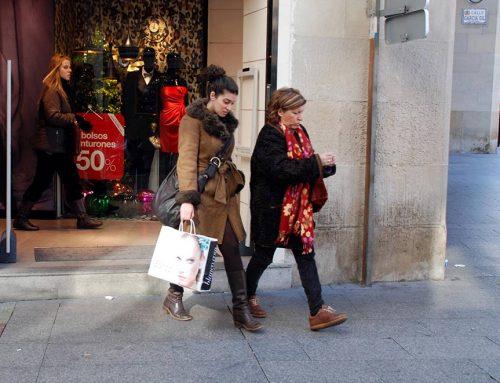 Las ventas del comercio minorista en Aragón suben un 3,1% en abril