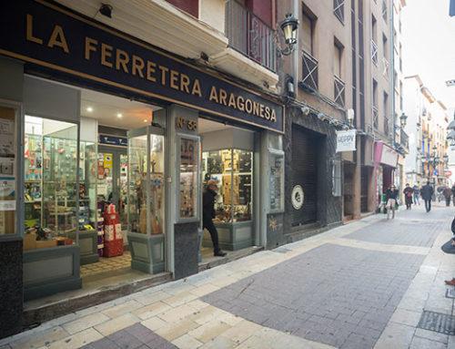 La Ferretera Aragonesa, los 27.000 objetos de la tienda infinita