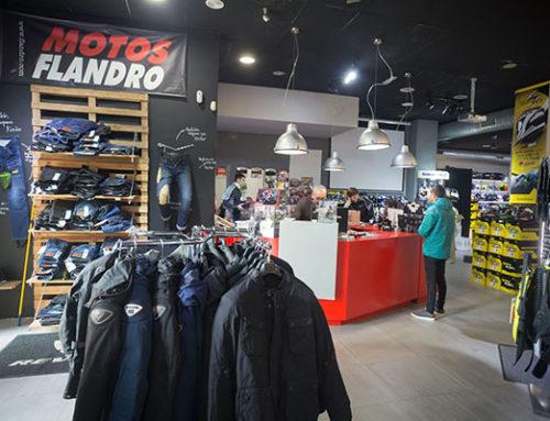 Motos Flandro, un negocio que ruge impulsado por la pasión.