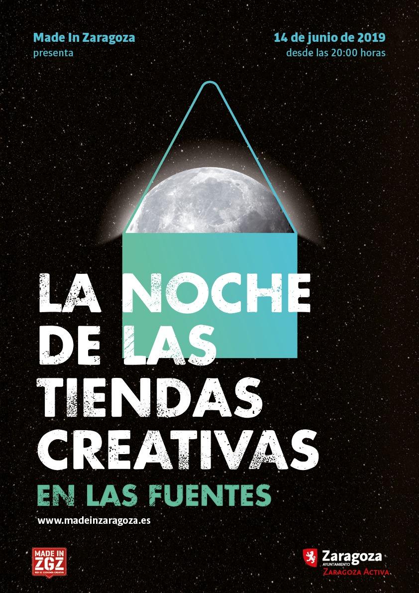 LA NOCHE DE LAS TIENDAS CREATIVAS