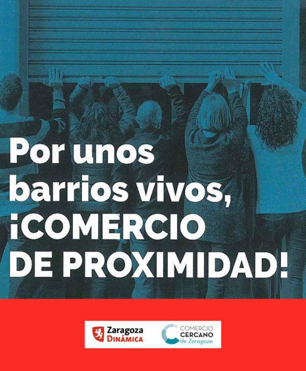 Plan de apoyo al comercio local de Zaragoza