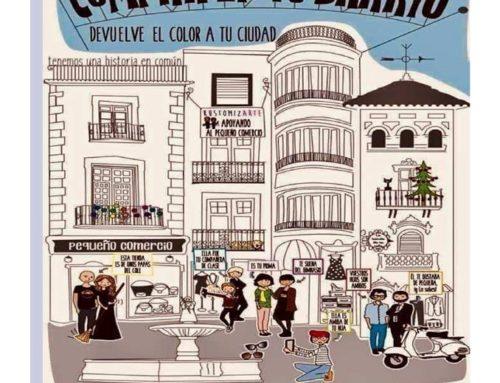 Fiestas del Comercio Pre-Pilares en el Barrio del Arrabal