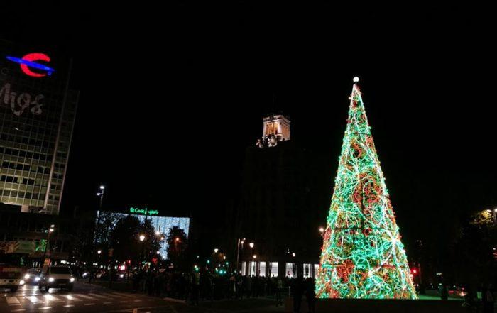 Zaragoza ciudad navidad